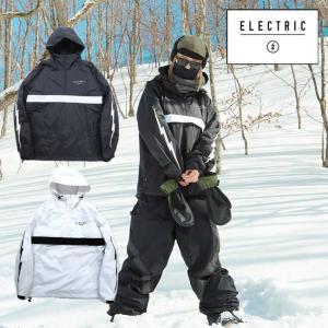 アノラック ELECTRIC エレクトリック ANORAK RAGLAN プルオーバー スノーボード スノボ 21-22|golgoda