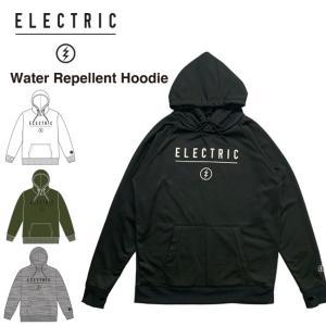 撥水パーカー ELECTRIC エレクトリック WATER REPELLENT HOOD スノーボード スノボ|golgoda