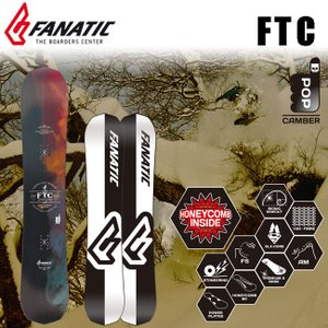 17-18モデル FANATIC FTC (138 143 ...