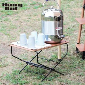 テーブル HANG OUT ファイアーサイドテーブル (FRT-5031) ハングアウト キャンプ アウトドア 薪スタンド 薪ラック golgoda