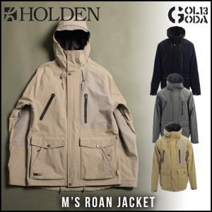 ホールデン 17-18モデル HOLDEN Ms Roan Jacket ロアンジャケット メンズ スノーボードウェアー スノボ スノボー スノボーウェア ジャケット snowboard