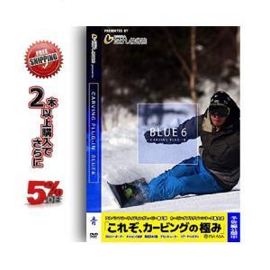 17-18 DVD snow BLUE 6 carving plug-in アルパインボードのフリー...