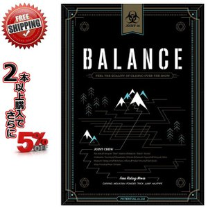 18-19 DVD snow JOINT 016 BALANCE POTENTIAL FILM カー...