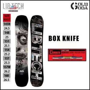 17-18モデル LIBTECH BOX KNIFE (JE...