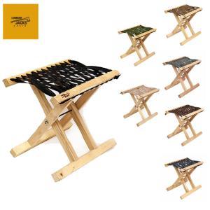 折りたたみ 木製 チェアー  LUMBER JACKS CHAIR クーラーボックス スタンド イス アウトドア インテリア|golgoda