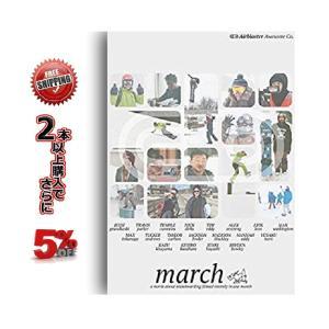 17-18 DVD MARCH AIRBLASTER TEAM MOVIE エアブラスター スノーボ...