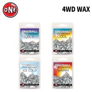 チューンナップ ONEBALLJAY 4WD WAXシリーズ150g BASE WAX スノーボード用ワックス ベースワックス ホットワックス【店