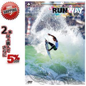 サーフィン DVD RUN WAY 2 SURF DVD サーフDVD カノア・イガラシ ジョンジョン・フローレンス
