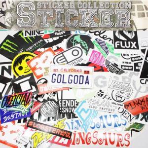 【ステッカー】STICKER HAPPY PACK 15枚セット スノーボード ウェアー 板 ブーツ...