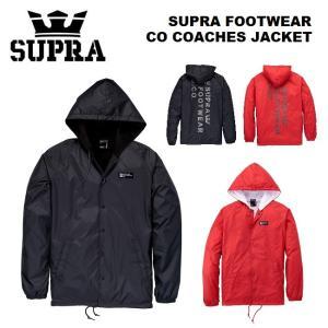 スープラ コーチジャケット SUPRA FOOTWEAR CO COACHES JACKET 102559 スープラ スニーカー golgoda