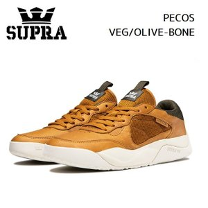 スープラ  SUPRA PECOS VEG/OLIVE-BONE (06375-259) スニーカー スケート golgoda