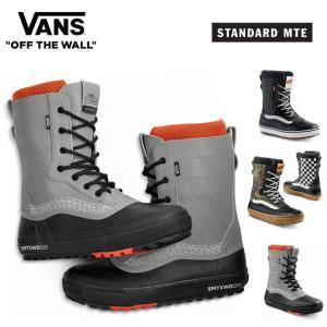 20-21モデル バンズ スノーシューズ ウィンターブーツ VANS SNOW BOOTS STANDARD MTE スノーブーツ メンズ レディース|golgoda