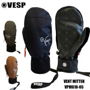 18-19モデル VESP ベスプ WARM VENT MI...