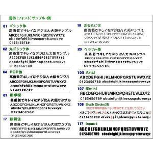 オーダー スタンプ・デジはん・Stype・浸透印で補充インク付・印刷並みの高画質なスタンプです|golhan|03