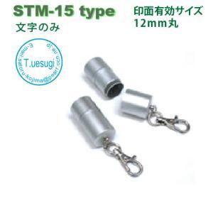 でじはん・メルアド スタンプ STM-15type(文字1色)補充インク付/メール便では送料は無料|golhan