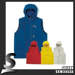 ダンロップのゴルフウェア・旧品番を定価の60%オフ! SRIXON スリクソン メンズ 中綿ベスト ...