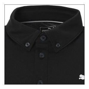 ec57dc3b38e51 ... プーマ ゴルフ LS ポロシャツ 長袖ボタンダウンシャツ 923617|golkin| ...