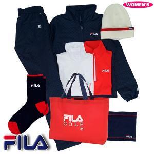フィラ ゴルフ FILA 2020年新春福袋  レディースセット 799100|golkin