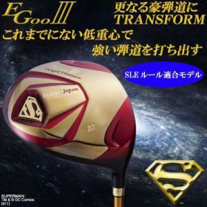 SLEルール適合モデル PROTEC GOLF プロテック ゴルフ スーパーマン ゴルフクラブ EG003 ドライバー|golkin