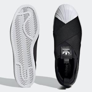 アディダスオリジナルス スニーカー adidas originals SUPERSTAR SLIP ON W スーパースター スリッポン W コアブラック メンズ レディース シューズ S81337 golkin 04