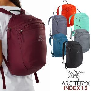 リュック 15L アークテリクス ARC'TERYX INDEX 15 インデックス15 バックパック 18283 メンズ レディース 鞄 カバン バッグ|golkin