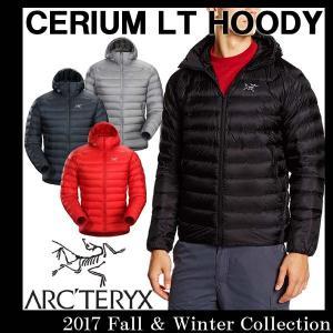 軽量 ダウンジャケット アークテリクス ARC'TERYX CERIUM LT JACKET セリウム LT ジャケット メンズ ダウンジャケット 18013 golkin