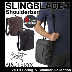 4L ショルダーバッグ アークテリクス ARC'TERYX SLINGBLADE スリングブレード 4 ショルダーバッグ 17173|golkin