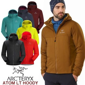 男性用 軽量 インサレーションジャケット アークテリクス ARC'TERYX ATOM LT HOODY アトム LT フーディー メンズ ウィンドジャケット 24477|golkin