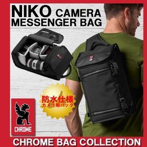 11.5L 防水仕様 カメラバッグ クローム CHROME NIKO MESSENGER ニコ カメラ用 メッセンジャーバッグ BG-134 golkin