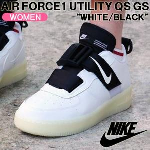 商品名: ナイキ スニーカー NIKE AIR FORCE 1 UTILITY QS GS エアフォ...
