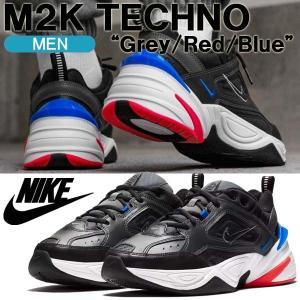 ダッドスニーカー NIKE M2K TECHNO ナイキ M2K テクノ グレー/ブルー メンズ シューズ AV4789-003|golkin