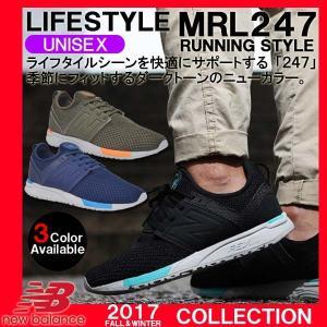 スニーカー ニューバランス NewBalance 日本正規品 ライフスタイル メンズ レディース ランニングシューズ MRL247 KB KN KO|golkin