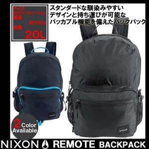 リュック ニクソン NIXON リモート バックパック REMOTE BACKPACK C2562 メンズ レディース 鞄 カバン バッグ|golkin