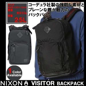 リュック ニクソン NIXON ビジター バックパック VISITOR BACKPACK C2288 メンズ レディース 鞄 カバン バッグ|golkin