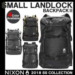 リュック ニクソン NIXON スモール ランドロック バックパック SMALL LANDLOCK ...