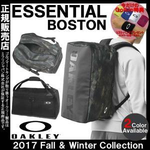 35L ボストンバッグ 2017 日本正規品 OAKLEY オークリー エッセンシャル ボストン 921076JP|golkin