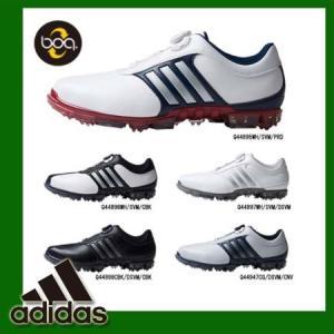 【2017年モデル】 アディダス adidas ピュアメタルボアプラス [Q44896] ゴルフシューズ|golkin
