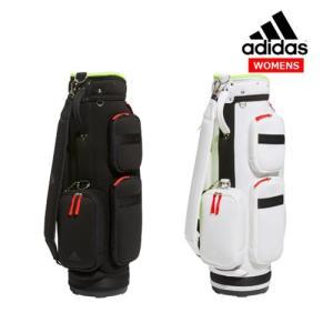 アディダスゴルフ 2020 ウィメンズキャディバッグ GUV70 レディスキャディバッグ|golkin