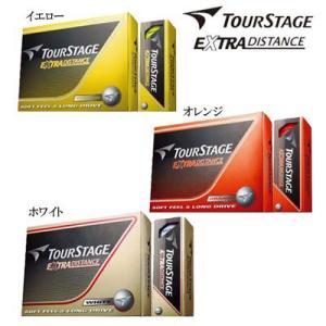 2014  TOURSTAGE EXTRA DISTANCE エクストラディスタンスボール 12P