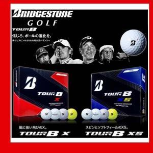 【新製品】ブリヂストンゴルフ TOUR BX/TOUR BXS ゴルフボール 1ダース[12球入り] 2017 golkin