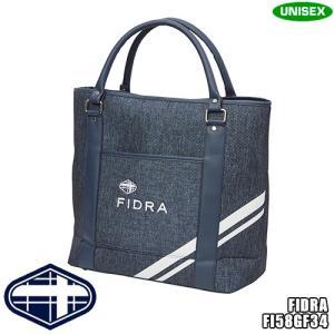 フィドラ ユニセックス クラシック トートバッグ デニム調素材 FI58GF34|golkin
