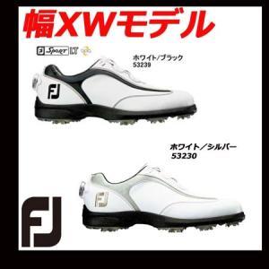 【幅XW 3E相当】【2017年追加モデル】 フットジョイ スポーツLT ゴルフシューズ [53230][53239]|golkin