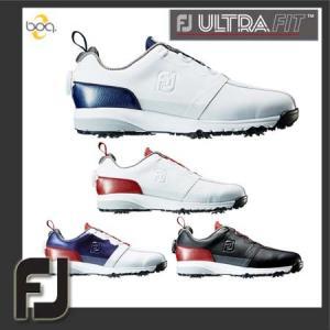 【2017年モデル】フットジョイ ウルトラフィットボア ULTRA FIT ゴルフシューズ [5414]【W】|golkin