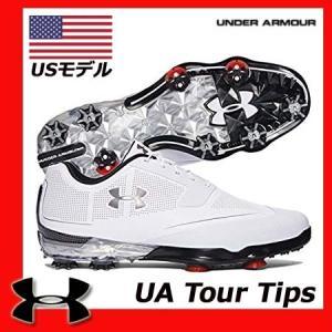 【USモデル】アンダーアーマー UA TourTipsゴルフシューズ [1288575]|golkin