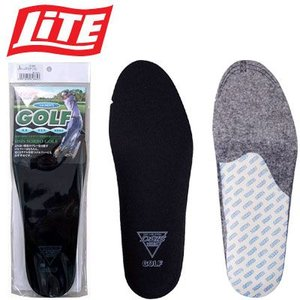 LITE(ライト)DSIS ソルボゴルフ メンズインソール(S-50)|golkin