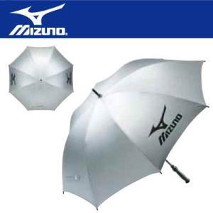 MIZUNO[ミズノ] 晴雨兼用 銀パラソル [45YM-00472]|golkin