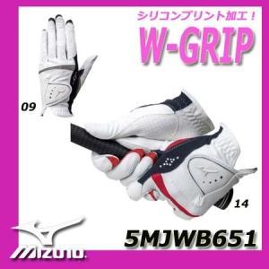 【女性用モデル】 ミズノ ダブルグリップウィメンズ両手用グローブ 5MJWB651|golkin