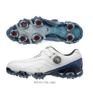ミズノ ゴルフシューズ ジェネム008ボア メンズゴルフシューズ GENEM008 Boa 51GM180022 [3E] [24.0] [29.0] golkin