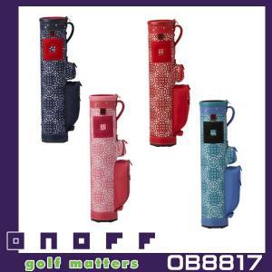 オノフ レディース キャディバッグ OB8817 ラボデザイン ONOFF LABO DESING|golkin