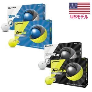 2019 テーラーメイド TP5/TP5x ゴルフボール 1ダース(12球入り) US仕様 golkin